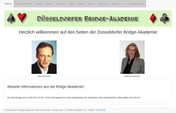 Bridge Akademie DГјsseldorf