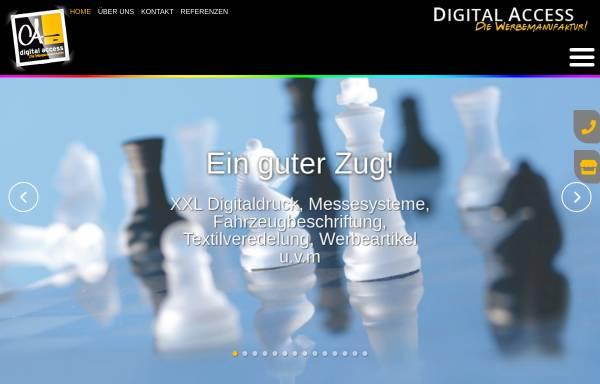 Vorschau von www.digital-access.de, Digital Access - Jochen Kuhnle