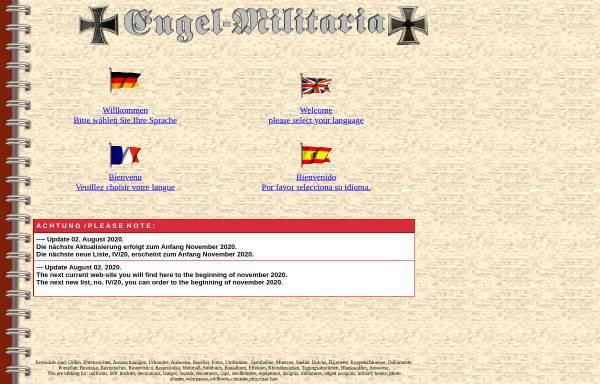 Vorschau von www.engel-militaria.de, Engel-Militaria