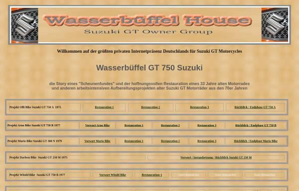 Vorschau von www.mariolange.de, GT 750 Wasserbüffel Restauration