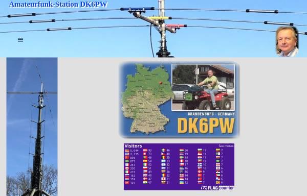Vorschau von www.wasie.de, DK6PW