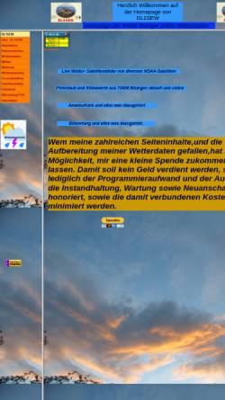Vorschau der mobilen Webseite www.dl1sew.de, DL1SEW