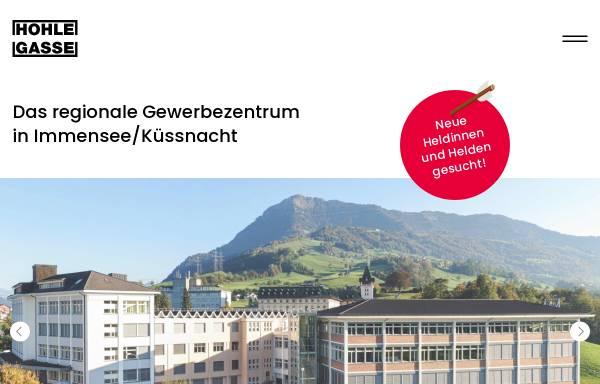 Vorschau von www.hohle-gasse.ch, Hohle Gasse AG