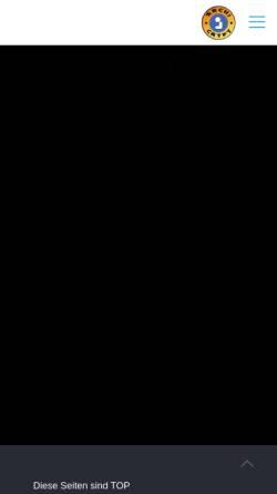 Vorschau der mobilen Webseite www.archicrypt.de, ArchiCrypt, Dipl.-Ing. Patric Remus