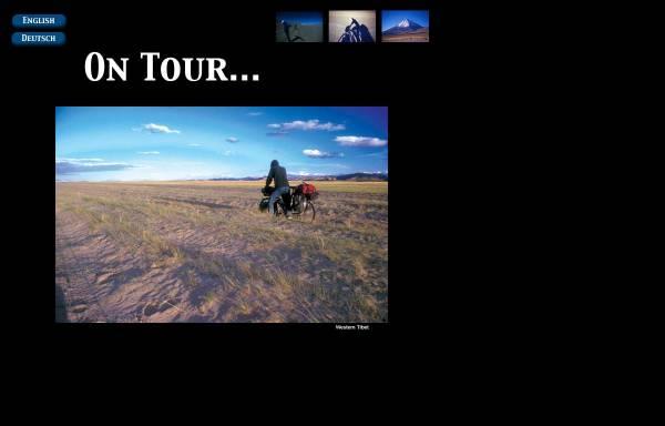 Vorschau von www.dani-on-tour.ch, Dani on Tour