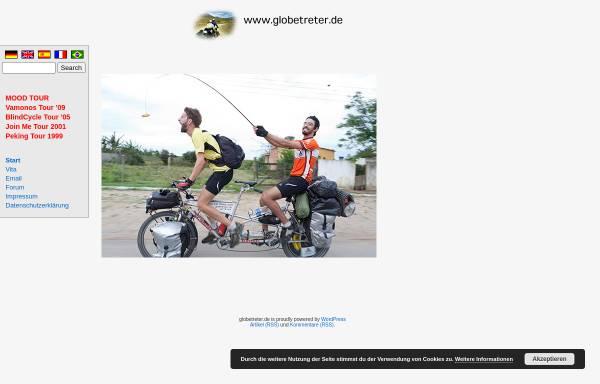 Vorschau von www.globetreter.de, Globetreter