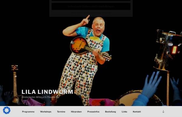 Vorschau von www.lilalindwurm.de, Mönchengladbach, Lila Lindwurm