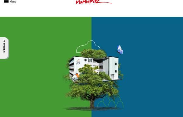 Vorschau von www.theater-mummpitz.de, Nürnberg, Theater Mummpitz