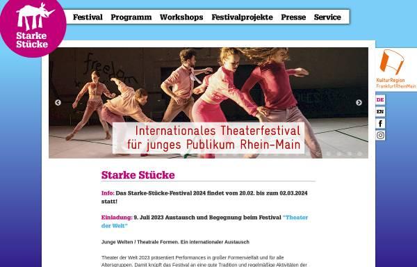 Vorschau von www.starke-stuecke.net, Starke Stücke Rhein-Main