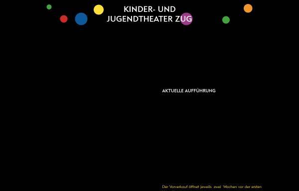 Vorschau von www.kindertheaterzug.ch, Zug (Schweiz), Kinder- und Jugendtheater Zug