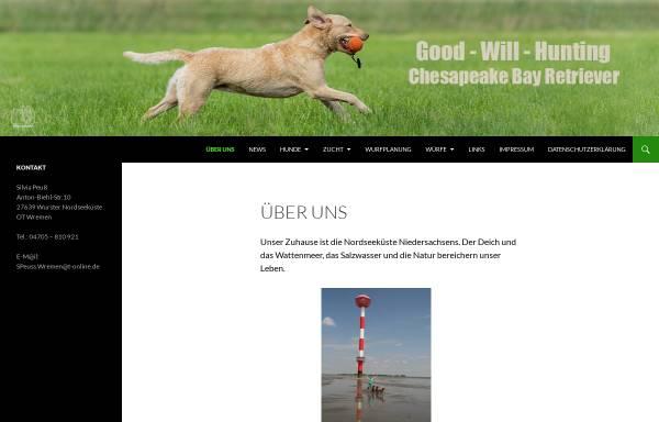 Vorschau von good-will-hunting.com, Good Will Hunting