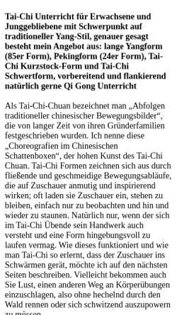 Vorschau der mobilen Webseite china-boxen.de, Fit & Gesund Hechtsheim e.V.