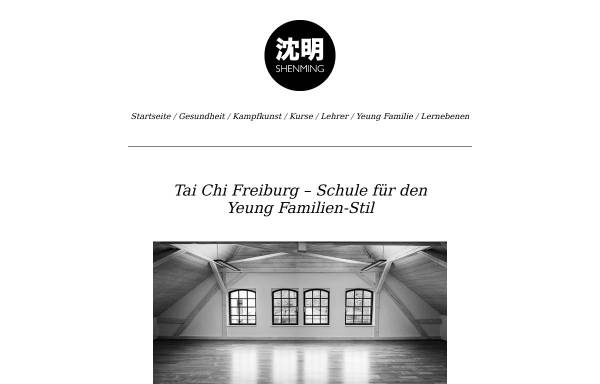 Vorschau von shenming.de, GSTCF - Calogero Randazzo