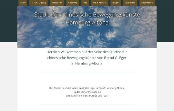 Vorschau von www.taichihamburg.de, Tai Chi Schule Bernd Eger
