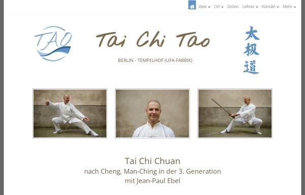 Vorschau von berlin-taichi-cmc.de, Wu Li Schule