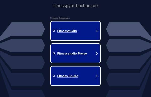 Vorschau von www.fitnessgym-bochum.de, Fitness Gym Bochum GmbH