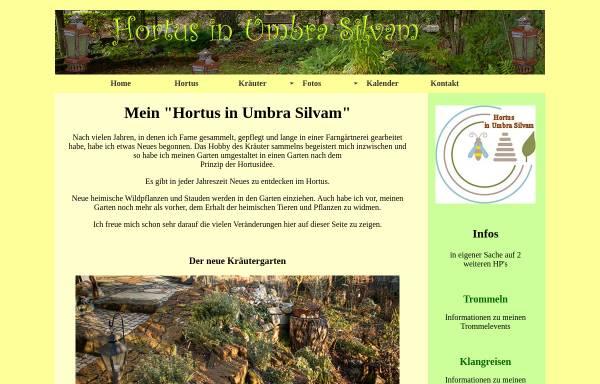 Vorschau von www.farngarten.de, Rosis Farnhompage