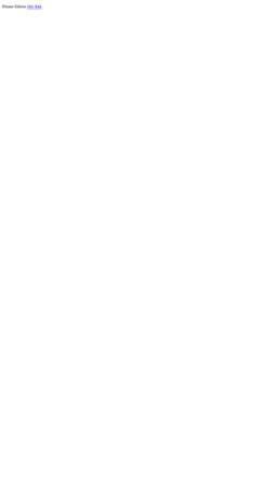 Vorschau der mobilen Webseite www.behold.eu, Ballmann Electronica GmbH