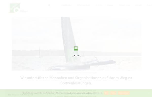 Vorschau von www.tangensq.de, tangensQ GmbH – Institut für zukunftsorientierte Qualifizierung