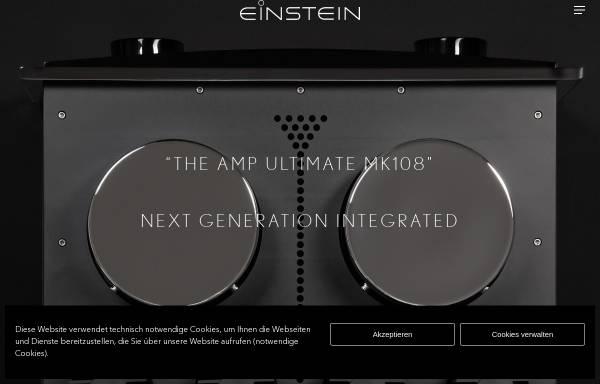 Vorschau von einstein-audio.de, Einstein Audio Components