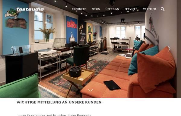 Vorschau von www.fastaudio.com, Fast Audio