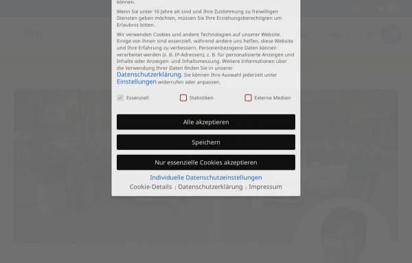 Vorschau von www.mobilepflege.net, Pflegedienst Lange