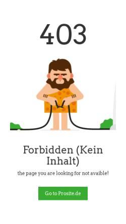 Vorschau der mobilen Webseite apartmentsdresden.de, Dresdner Ferienwohnungen