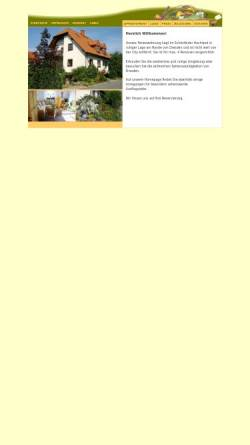 Vorschau der mobilen Webseite ferienwohnung-dresden-stadtrand.de, Ferienwohnung in Dresden Weissig
