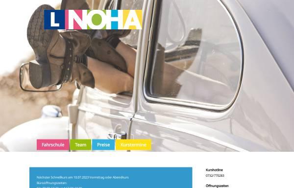 Vorschau von www.noha.at, Fahrschule Noha