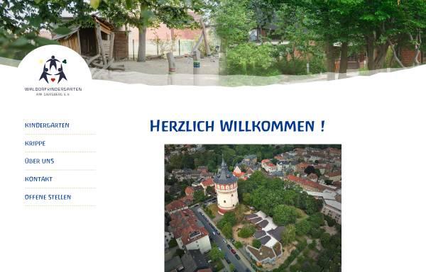 Vorschau von www.waldorfkindergarten-giersberg.de, Waldorfkindergarten am Giersberg e.V.