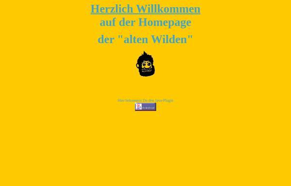 Vorschau von www.alte-wilde.de, Alte Wilde
