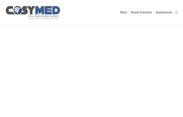 Vorschau von www.cosymed.de, Cosymed AG