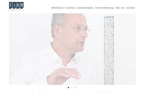 Vorschau von www.firm-consult.de, Firm Consult Axel Rube