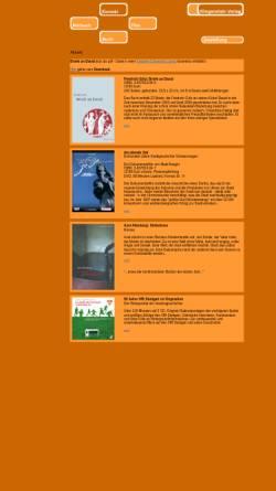 Vorschau der mobilen Webseite www.klingenstein-verlag.de, Klingenstein Verlag