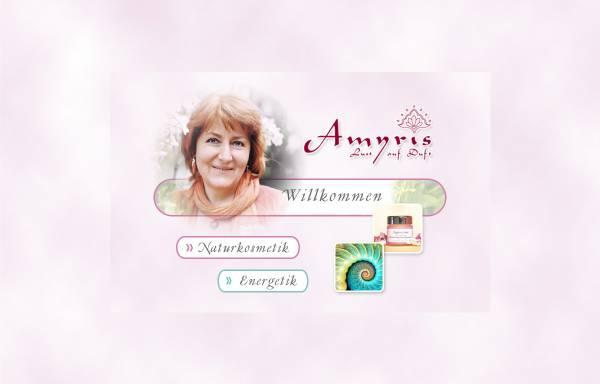 Vorschau von www.amyris.at, Amyris - Margot Handler