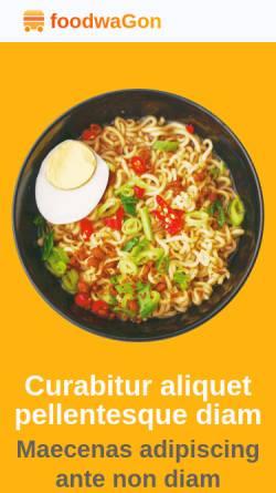 Vorschau der mobilen Webseite www.lysee-cosmetics.com, Lysee GmbH