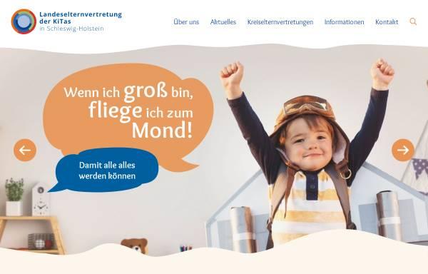 Vorschau von www.kita-eltern-sh.de, KiTa Elternvertretungen SH