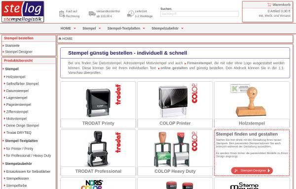 Vorschau von www.stelog.de, STELOG e.K., Inh. Matthias Gronkiewicz