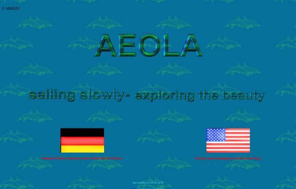 Vorschau von www.aeola.net, Aeola