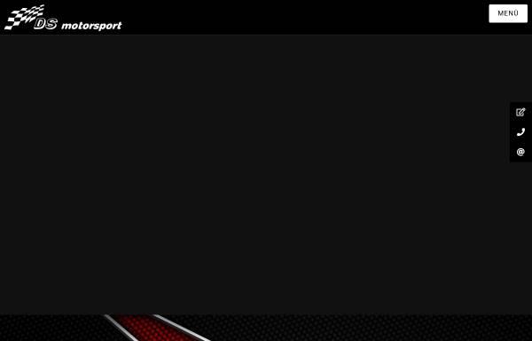 Vorschau von www.ds-motorsport.de, DS motorsport GmbH