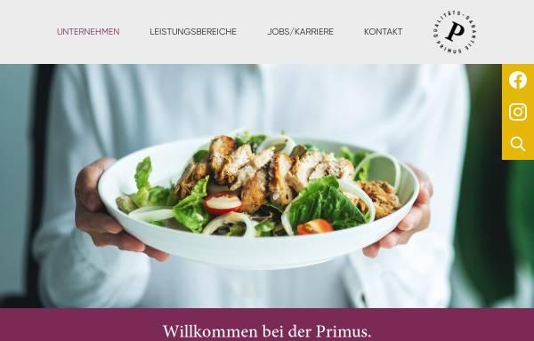Vorschau von www.primus-service.de, Primus-Service GmbH