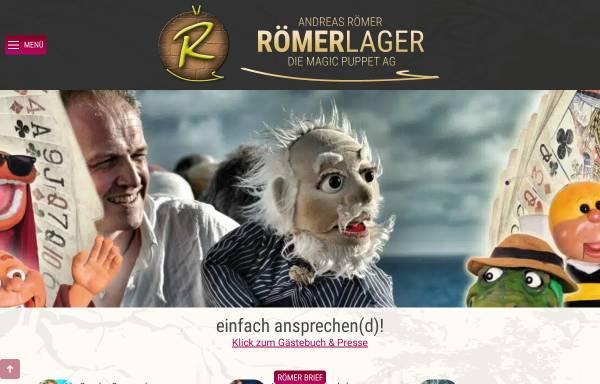 Vorschau von www.derroemer.de, Roemer, Andreas