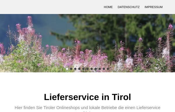 Vorschau von www.shopping-tirol.at, Tiroler Online-Auktion
