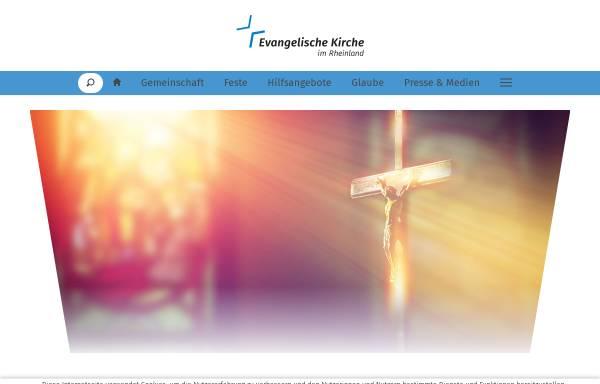 Vorschau von www.ekir.de, Ev. Erwachsenenbildungswerk Rheinland - Süd e.V.