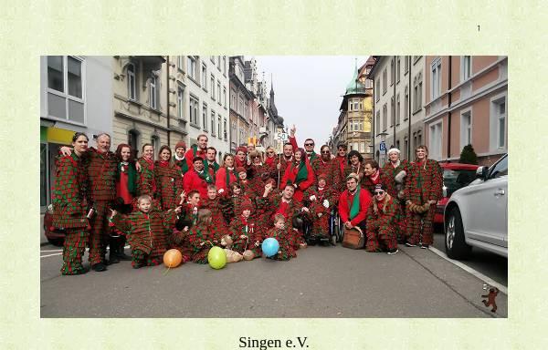 Vorschau von www.hohentwiel-hansele.de, Hohentwiel-Hansele Singen e.V.