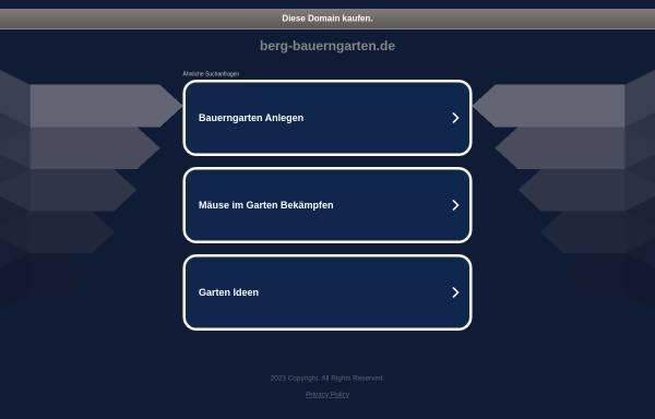 Vorschau von www.berg-bauerngarten.de, Myrrhenkerbel