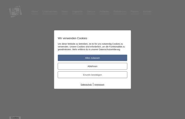Vorschau von www.berliner-immoservice.de, Berliner ImmobilienService GmbH
