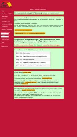 Vorschau der mobilen Webseite www.bridgeclub-ingelheim.de, Bridgeclub Ingelheim