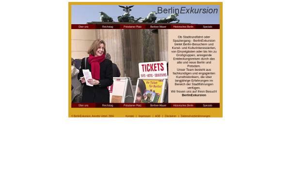Vorschau von www.berlin-exkursion.de, BerlinExkursion, Annette Uebel