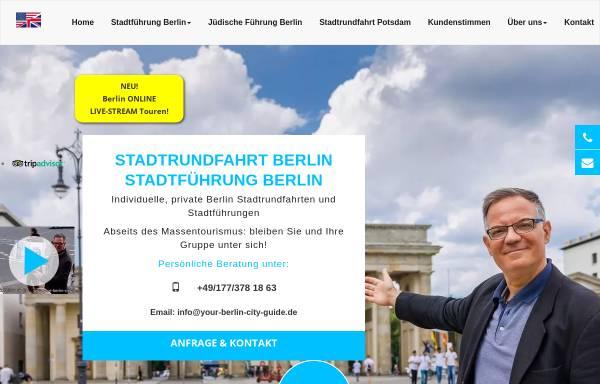 Vorschau von www.your-berlin-city-guide.de, Stadtrundfahrt Berlin